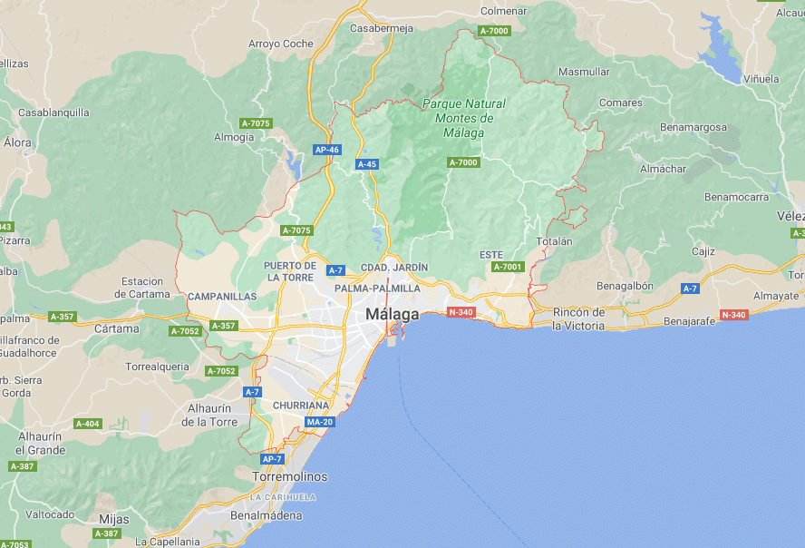Properties for sale in Malaga