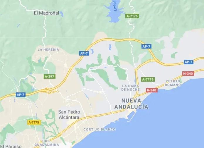 Propiedades en venta Marbella Oeste
