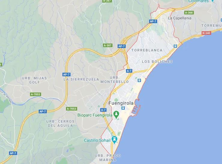 Woningen te koop Fuengirola (Gemeente)