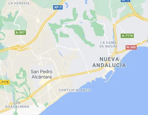 Woningen te koop Marbella West